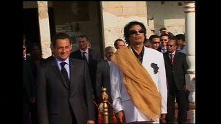 """""""Ливийское дело"""" Саркози: арест в Лондоне"""