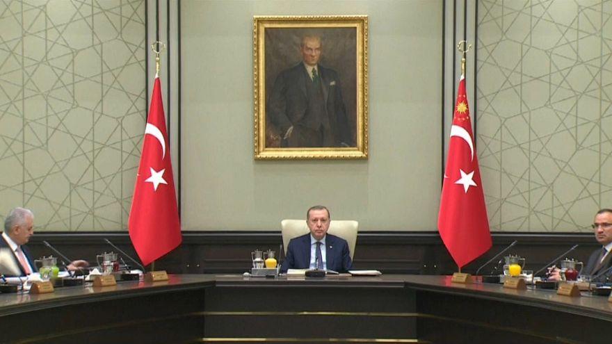 Turquía prorrogará tres meses más el estado de emergencia