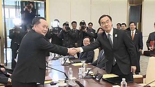 Kış Olimpiyatları Kore Yarımadası'nda gerilimi düşürdü