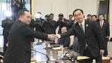 Sport brings North and South Korea together