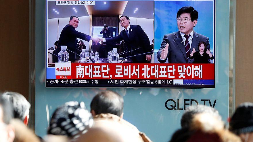 Olympia: Nordkorea will Delegation zu Winterspielen in den Süden schicken