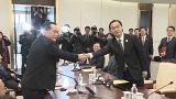 Le due coree si incontrano dopo due anni
