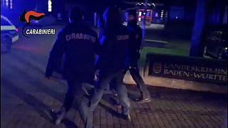 Maxi-operazione contro la 'ndrangheta tra Italia e Germania