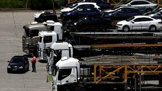 Darbeye karşı kamyon ve otobüslere 'görev çağrısı' yapılabilecek