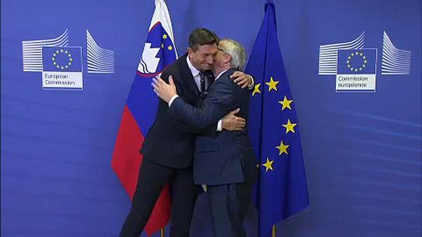 Európai Bizottság: Rendezni kell a szlovén-horvát határvitát