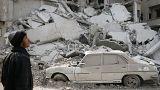 إسرائيل تقصف مواقع قرب العاصمة السورية دمشق