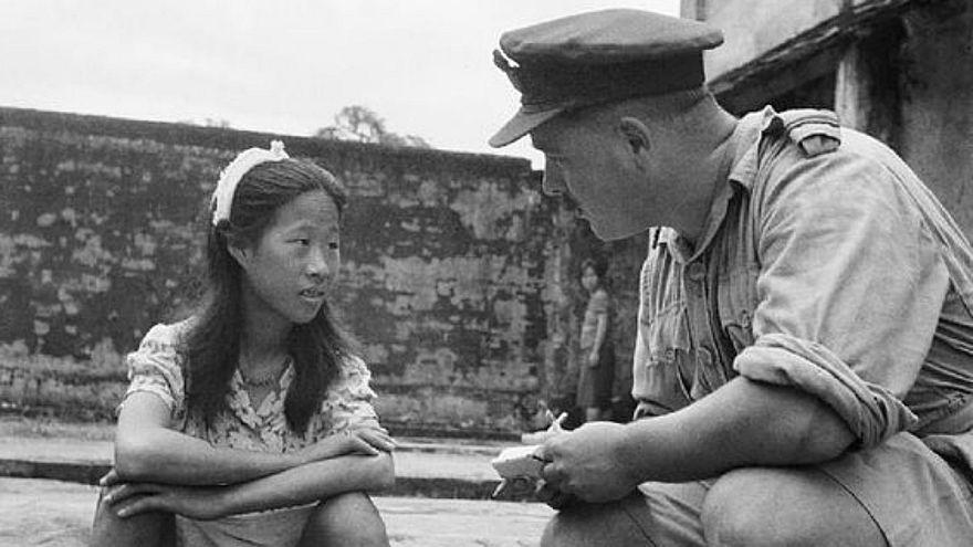 صورة أرشيفية أثناء الحرب العالمية الثانية