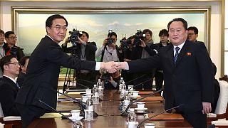 Észak-Korea is képviselteti magát a téli olimpián