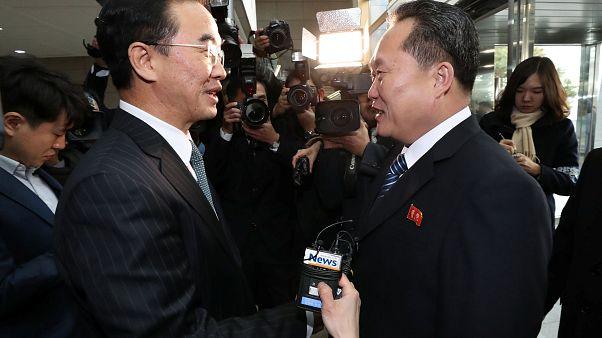 Nordkorea will zu Olympia