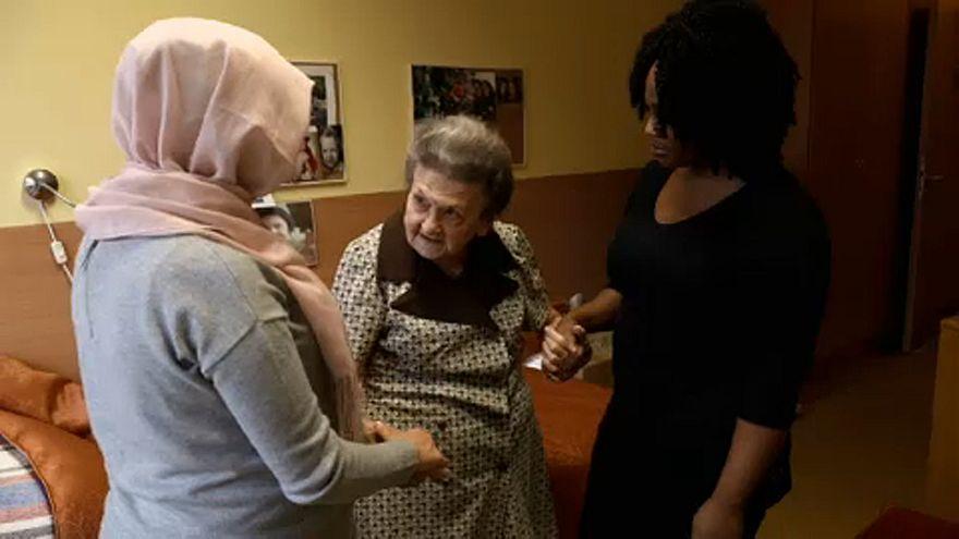 A munka segít beilleszkedni a menekülteknek
