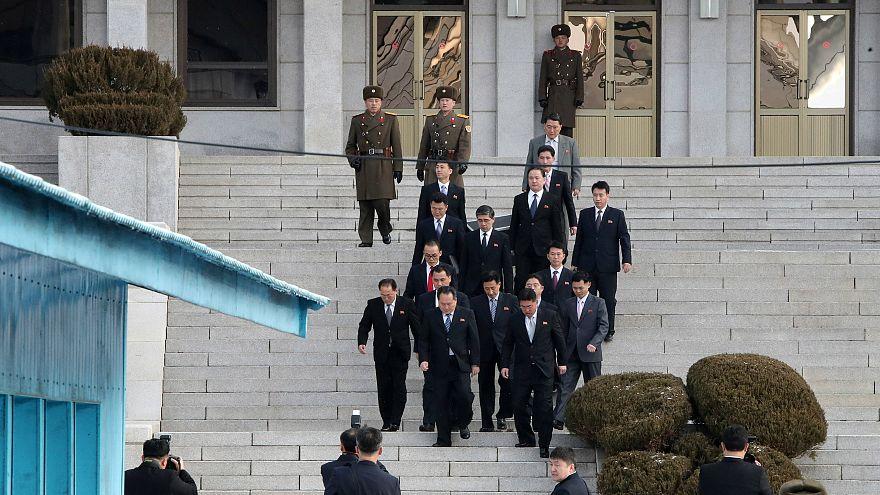 Seul : Kuzey Kore Kış Olimpiyatları'na heyet gönderecek
