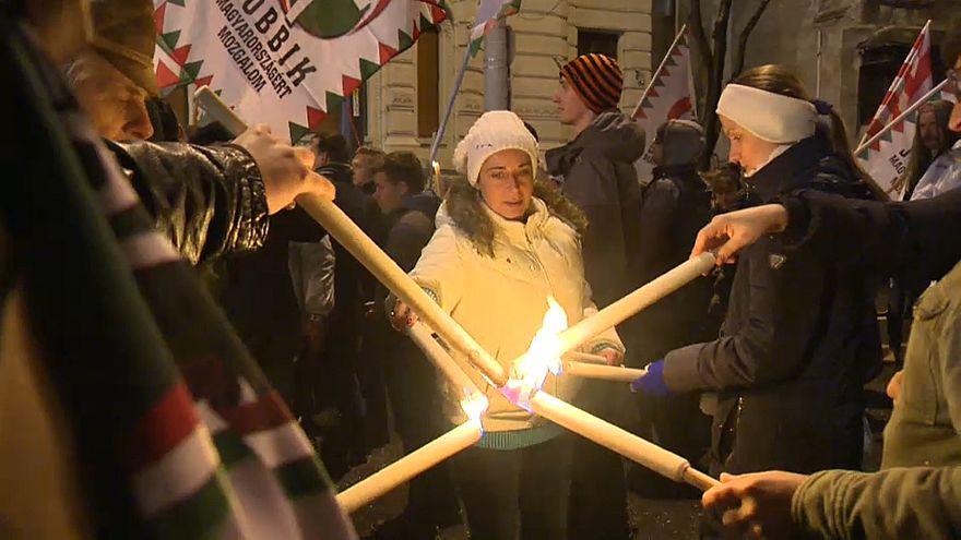 Millionenstrafe für ungarische Rechts-Partei Jobbik