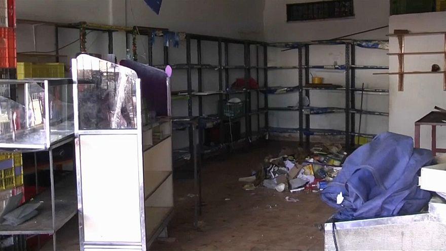 Plünderungen in Venezuela
