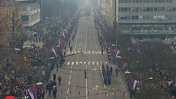 Bosnian Serbs mark controversial anniversary