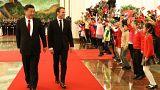 Macron en Chine : gros contrats en vue pour la France