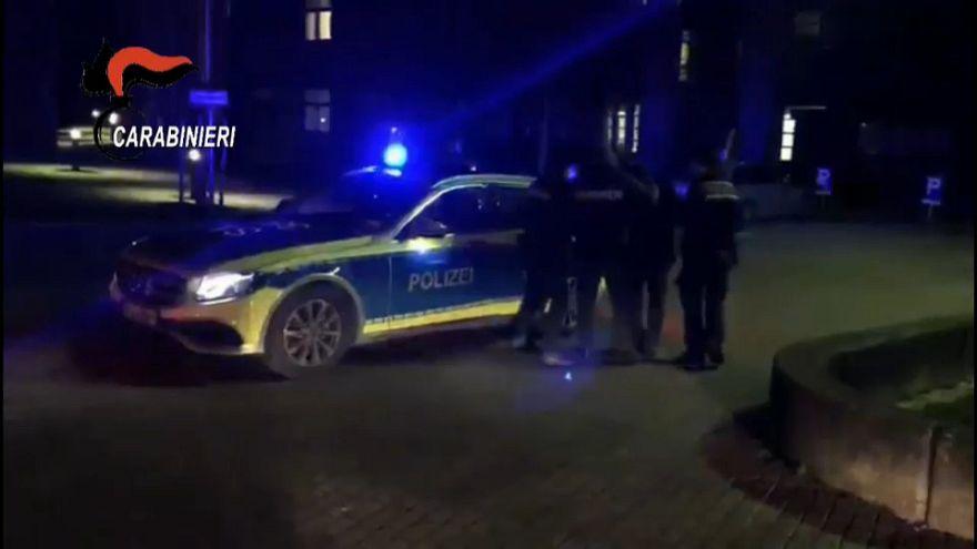 Razzien gegen Mafia in Deutschland und Italien: Über 170 Festnahmen