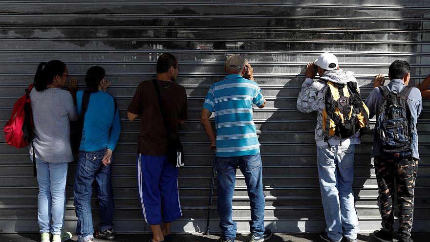 Venezuela'daki hiper enflasyon korkutuyor