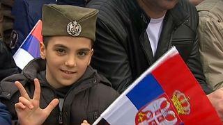 صرب البوسنة يحتفلون بيوم وطني