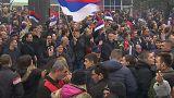 برگزاری مراسم سالگرد تاسیس جمهوری صرب بوسنی علیرغم ممنوعیت آن توسط دادگاه