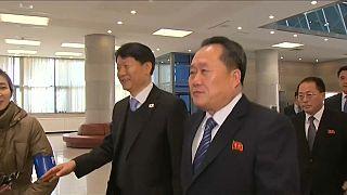 Coreia do Sul e do Norte reaproximam-se
