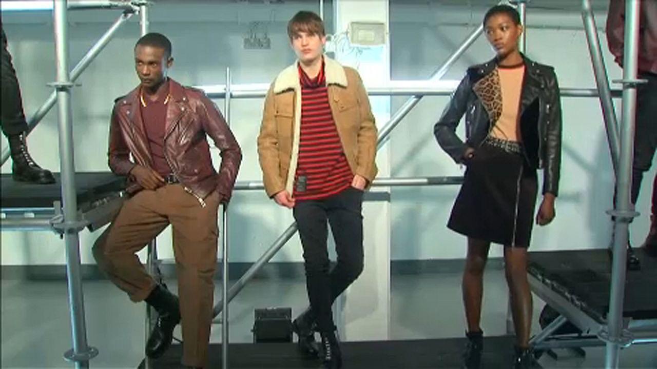 Férfidivat a London Fashion Weeken