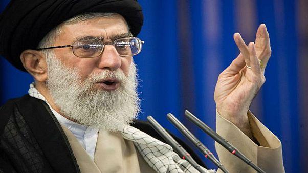 خامنئي يعترف بعدم أهليته لتولي منصب مرشد لإيران في مقطع فيديو نادر