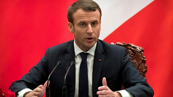 Fransa liderinden Çin'e ticaret eşitsizliği tepkisi