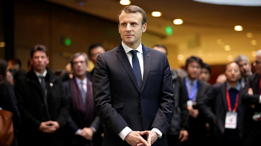 Macron establece más acuerdos comerciales con China en su visita oficial