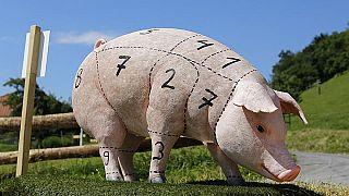 Una ciudad francesa impone menú de cerdo sin alternativas en las escuelas