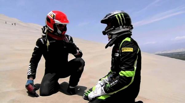 Nani Roma abandona el Dakar tras un accidente