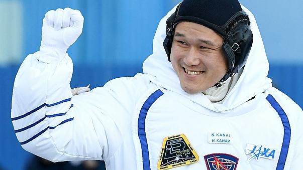 Astronaut worried about transport home after space growth spurt