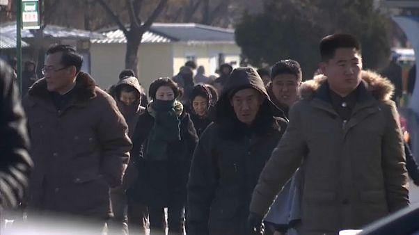 Coreanos satisfeitos com novas conversações entre os dois países