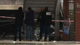 France: fire destroys Paris kosher store on attack anniversary