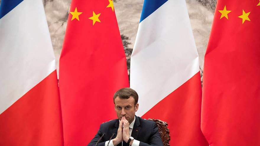 Macron zum Staatsbesuch in China