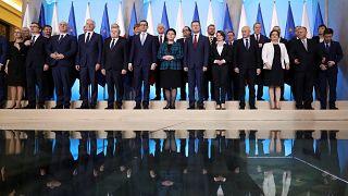 Перестановки в польском правительстве