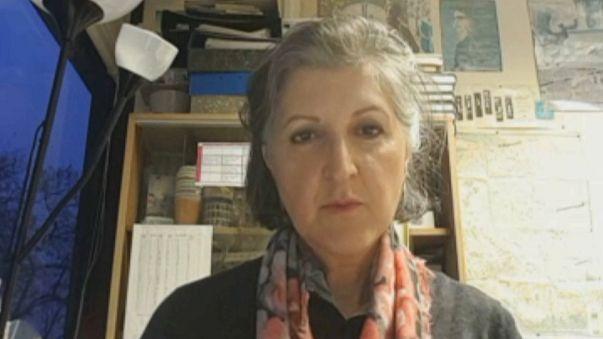 Narguess Farzad, Senior Fellow at SOAS