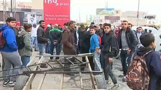 Halálos tunéziai tüntetések