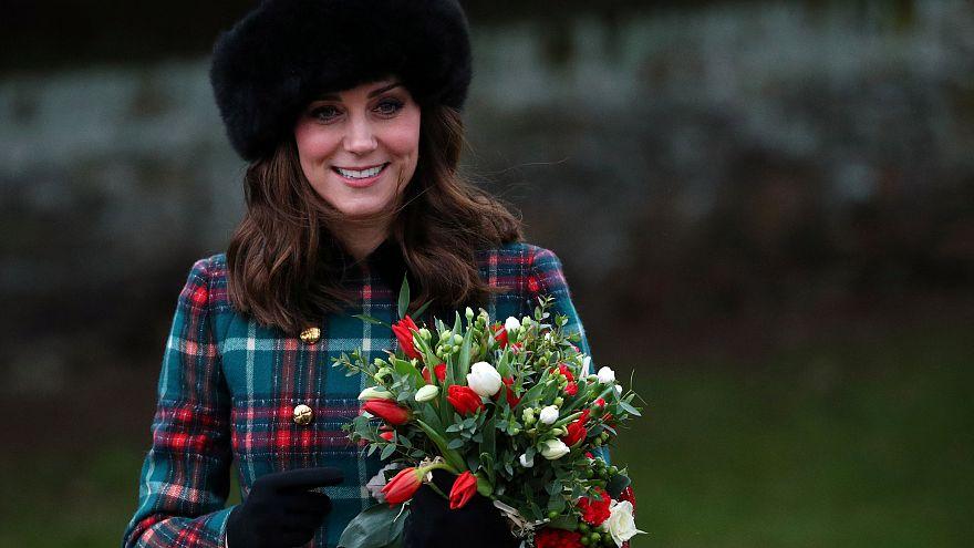 Ma 36 éves Katalin, Cambridge hercegnéje