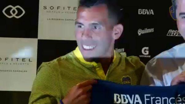 Carlos Tévez harmadszor is a Boca Juniorsban