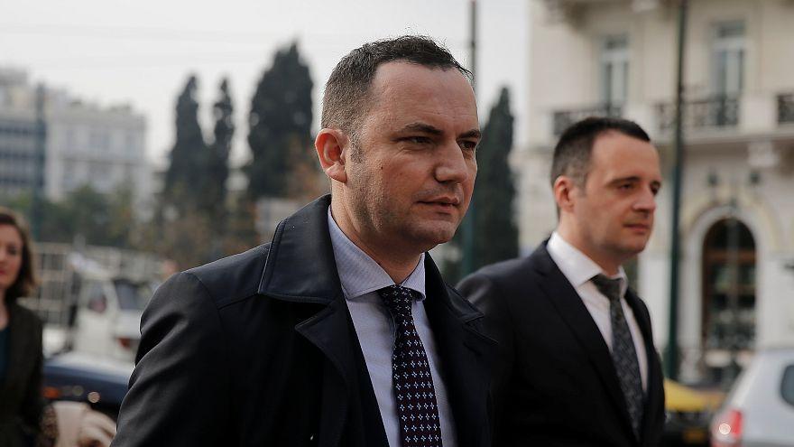Greece and FYROM in renewed bid to resolve name dispute