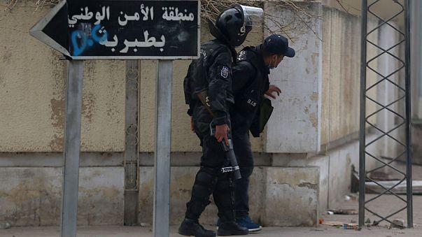 Tunus'ta hayat pahalılığı protesto ediliyor