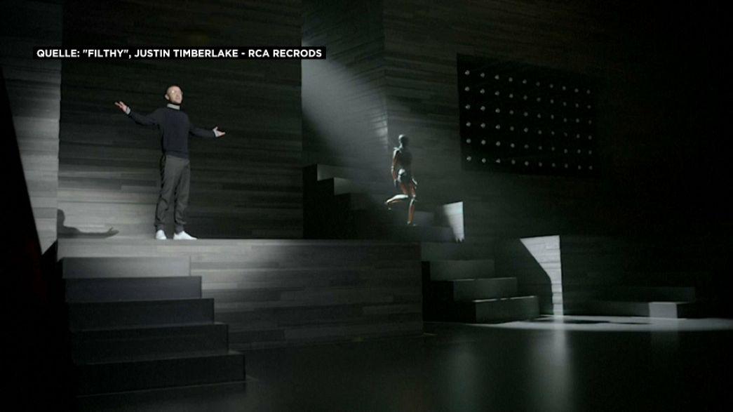"""Justin Timberlake reist mit """"Filthy"""" in die Zukunft"""