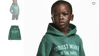 چهرههای معروف، شرکت اچ اند ام را به خاطر تبلیغ «نژادپرستانه» تحریم کردند