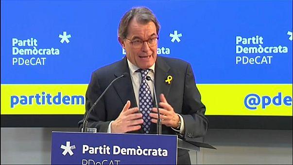 Katalonien: Separatist Artur Mas tritt zurück