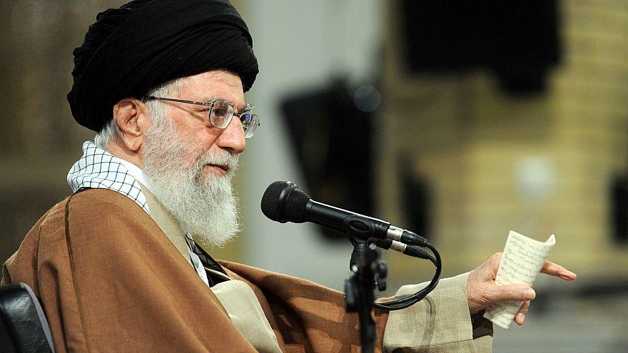 """Ali Khamenei : """"les ennemis de l'Iran ont échoué"""""""