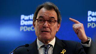 Перемены в каталонской политике