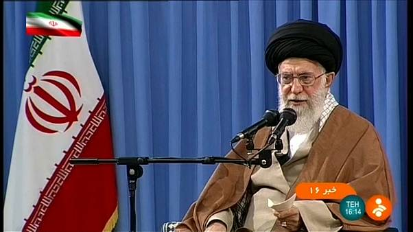 "Iran's Supreme Leader blames ""foriegn enemies"" for unrest"