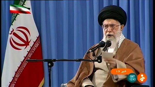 Хаменеи обвиняет