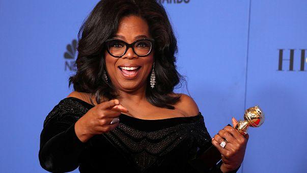 Trump gegen Oprah 2020? US-Präsident reagiert auf Spekulationen