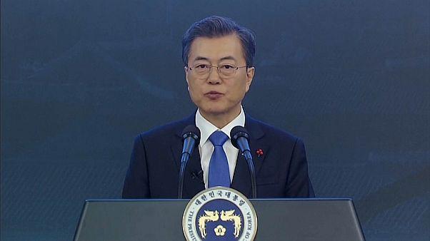 G.Kore lideri Moon Jae-In: Barış için kararlıyız